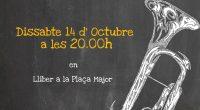 """La XXII campaña """"música als pobles"""" llega a Llíber, os esperamos mañana a las 20h en la Plaça Major"""